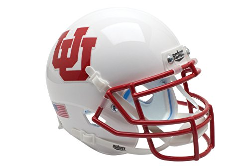 NCAA Utah Utes Helmet Desk Caddy, One Size by Schutt