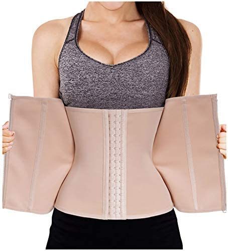LODAY Trainer Corset Control Workout