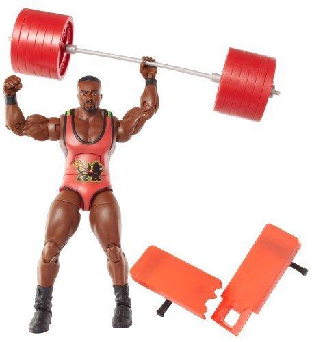 WWE Elite Kollektion groß E Langston Actionfigur von Mattel [Spielzeug]