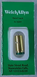 5662559 PT# 03800-U Lamp Halogen HPXFOR PanOptic Ophthalmoscope 3.5V Ea Made by Welch-Allyn