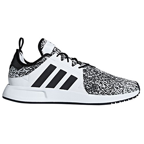 Multisport Scarpe White adidas PLR Uomo Indoor X Grey Black vqqan6P