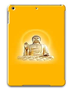 iPad Air Cases & Covers - Chinese Buddha PC Custom Soft Case Cover Protector for iPad Air