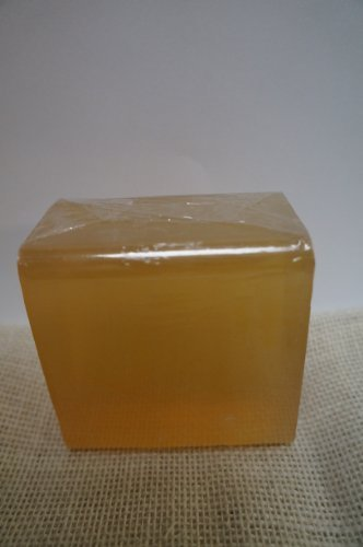 1lb Hemp Oil (all natural) Glycerin Melt and Pour Soap Base by SFIC