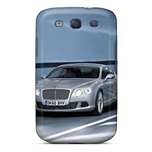 Cute Appearance Cover/tpu JFrzWNc5917WwRhl Bentley Continental Case For Galaxy S3