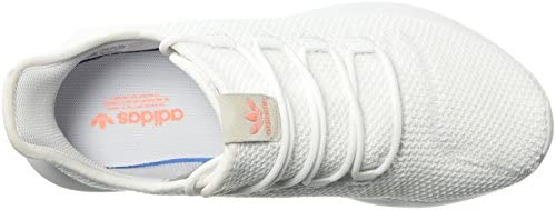 ADIDAS Women TUBULAR SHADOW W AC8334 (White/White/Core Black, 7.5 B(M) US)