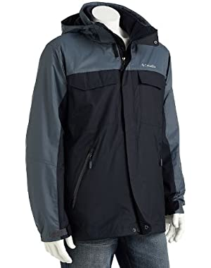 Men Summit Attempt 3 in 1 Jacket XL Black