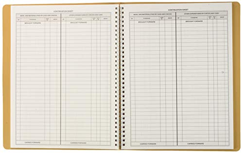 DOM612 - Bookkeeping Record by Dome Publishing Co Inc (Image #1)