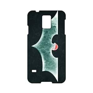 WWAN 2015 New Arrival Batman 3D Phone Case for Samsung S5 hjbrhga1544
