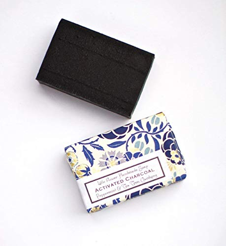 (Activated Charcoal Facial Soap)
