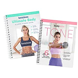 BodyBoss Fitness & Tone Bundle. Includes Fitness Guide Tone Guide