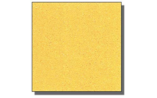 DOODLEBUG Sugar Coated Cardstock 12 Inch X12 Inch -Bumblebee