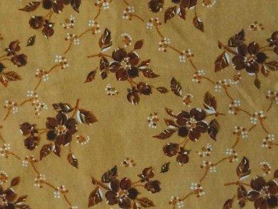 marrone tote Borsa marrone donna Leesha Design My Vintage Blumen wP0q4