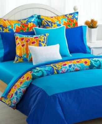 Capri Pillowcases - Ralph Lauren Isle Capri Standard Pillowcases