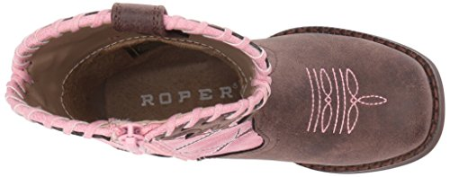 Images of Roper Girls' Lacy Pink 4 M US Infant Pink 4 M US Infant