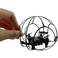 NiGHT LiONS TECH Shocking Pocket N90 Mini Drone 2.4Ghz RC 3D Tumbling Tumbler Quadcopter