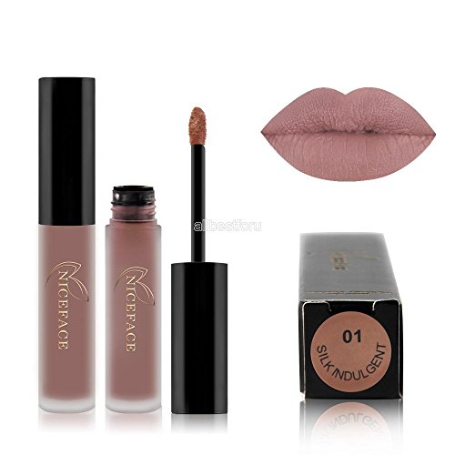cindere 26 Colors Matte Lip Gloss Makeup Cosmetic Long-lasting Lip Tint (26 Colors: #1)