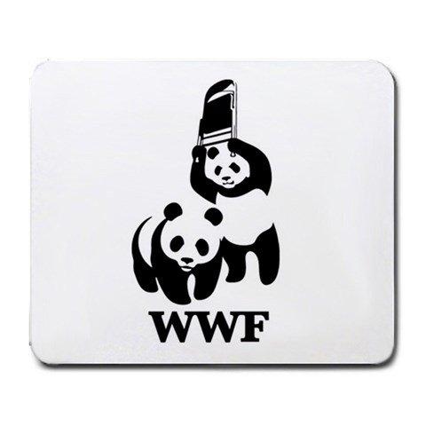 Panda Mouse Pad