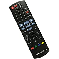 Replacement Remote Controller use for DMP-BD87 N2QAYB000575 DMP-BD755 DMP-BD91 Panasonic Blu-Ray Disc Player