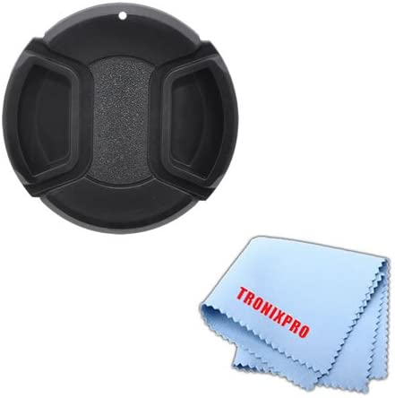 Tronixpro 77mm Pro Series Snap On Lens Cap for Canon EF 70-200mm f//2.8L is II USM Lens Canon EF 100-400mm f//4.5-5.6L is USM Lens Canon EF-S 10-22mm f//3.5-4.5 USM Lens