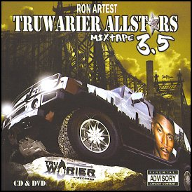 Ron Artest presents TruWarier Allstars - Volume 3.5 [CD/DVD]