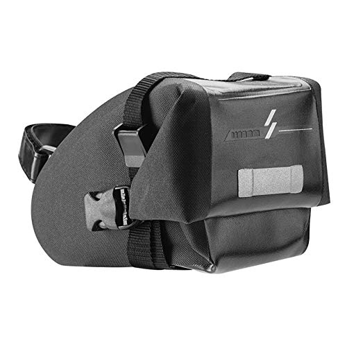 (SODIAL Bicycle Bag Bicycle Frame Triple-cornered Outdoor Bike Bags MTB Pouch Seat Trunk Pack)