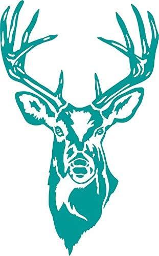 Window Sticker Car RV Truck ATV Hunting Outdoor Vinyl Herd of Deer Decal