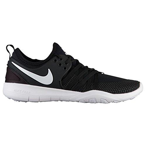 NIKE Women's Free TR 7 Training Shoes (10.5, Black/White-M)