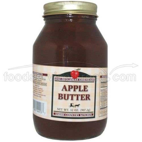 Essenhaus Apple Butter, 12 Ounce - 12 per case. by Essenhaus (Image #1)