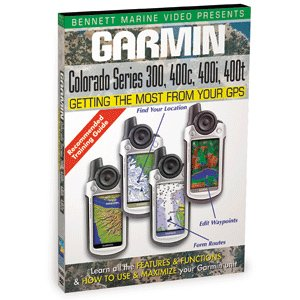 Garmin Colorado Series - Bennett Training DVD f/Garmin Colorado Series: 300/400c/400i/400t