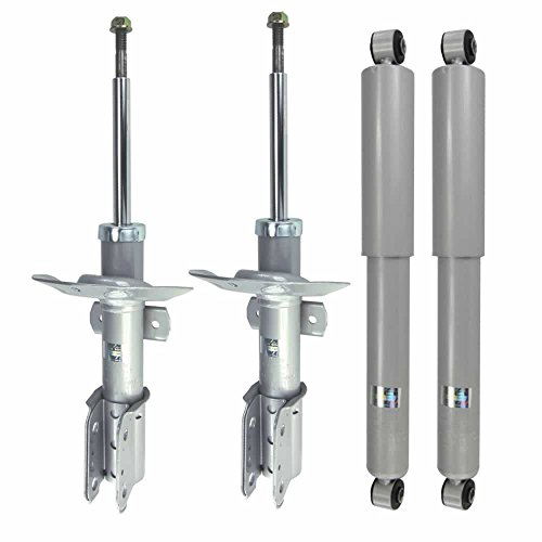 Front and Rear Shocks and Struts for 05-09 Chevrolet Uplander