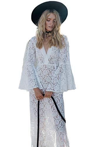 Elastic Waist Embroidered Suit - 7