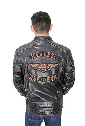 Harley Leather Jackets For Men - 2