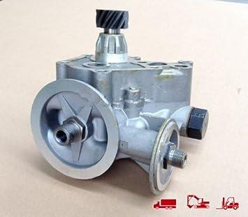 GOWE aceite bombas para bombas de Diesel Aceite para 4d32 Bomba de aceite hidráulico para me014600/doble filtros: Amazon.es: Coche y moto