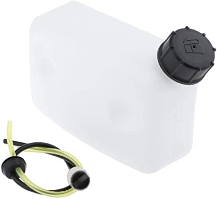 Gas Fuel Tank for 4-Stroke 3.6HP 4.0HP Boat Marine Outboard Engine Motor