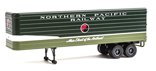 35' Fluted-Side Trailer 2-Pack - Assembled -- Northern for sale  Delivered anywhere in USA