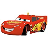 Hallmark Keepsake 2017 Disney Cars 3 Lightning McQueen Sound Christmas Ornament