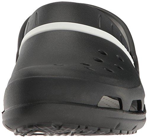 Misti bianco Sport Zoccoli Crocs Modi Nero Adulto Zoccolo w5fO5Ix0q