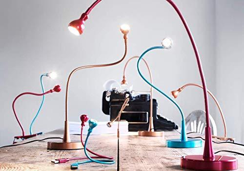 Ikea Black Jansjo Desk Work Led Lamp Light