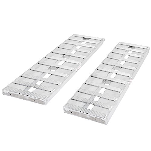Aluminum-Low-Profile-Auto-Trailer-Ramps
