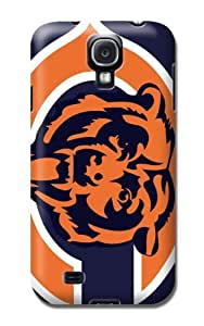 Cool Plain Tpu Rubber Skin Case Cover For Samsung Galaxy S4 Nfl Chicago Bears