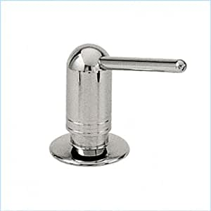 American Standard 4503.115.075 Deck Mount Liquid Soap Dispenser, Stainless Steel