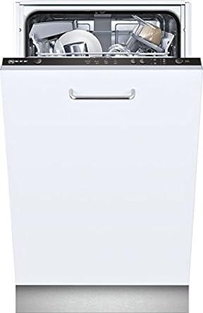 Neff S581C40X0E lavavajilla Totalmente integrado 9 cubiertos A+ ...