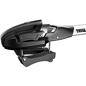 Thule 535 ThruRide Roof Bike Rack Fork Mount For Use w/Thule Rack Systems/Round Bars/Factory Racks ThruRide Roof Bike Rack