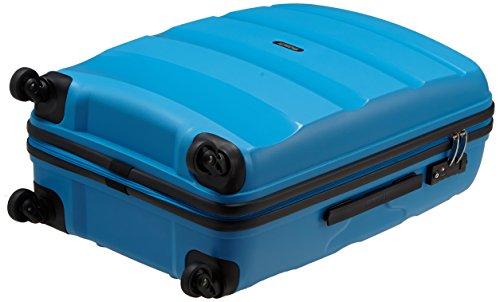 41gty0OuK0L - American Tourister Bon Air Spinner M Maletas y trolleys, 66 cm, 53 L, Azul (Azul)