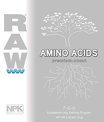 NPK Industries 717965 Raw Amino Acid, 2 oz (Acid Amino 2 Ounce)