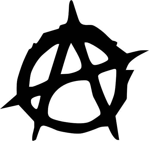Anarchy Decal Vinyl Sticker