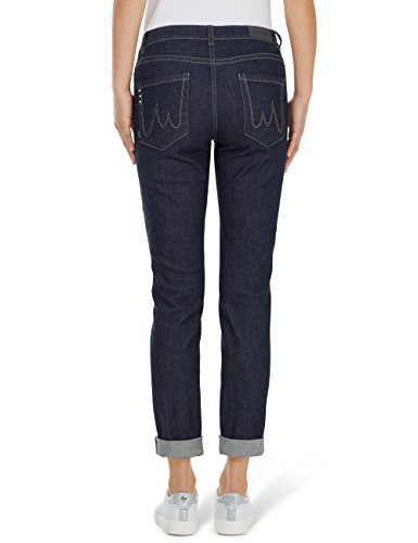 Vintage para Indigo Mujer Cain 357 Blau Skinny Additions Marc Jeans Vaqueros A8q1xHw