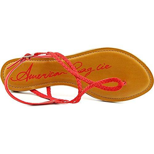American Rag Keira Women Us 11 Sandalo Infradito Rosso