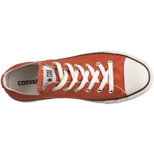 Converse - Zapatillas de tela unisex Naranja