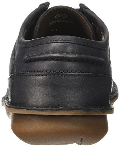 TBS Yakari, Men's Low-Top Sneakers Black